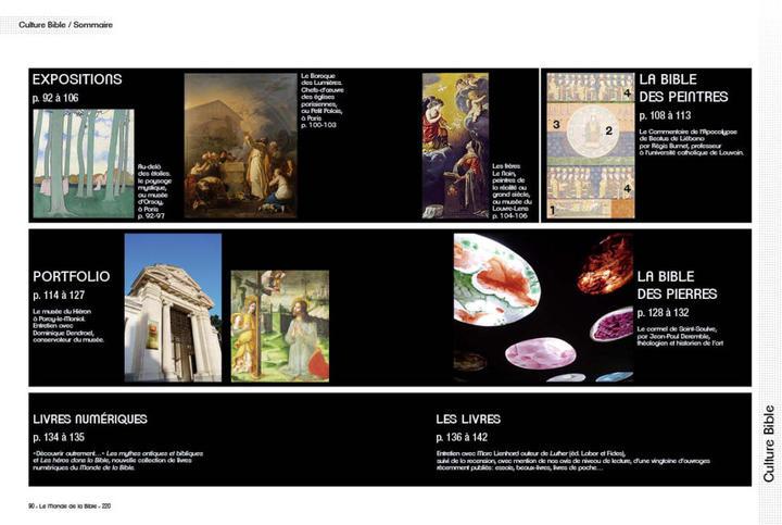 La chapelle l 39 honneur - Table pastorale de la bible en ligne ...